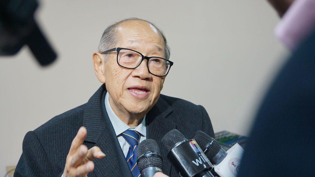 Julio Kuroiwa descansa en paz 1936/2019